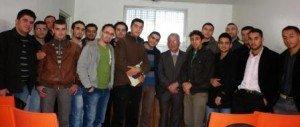 Ecole de formation du RCD: Madjid YOUSFI devant les étudiants à Tizi-Ouzou. dans formation et jeunesse ecole-formation-300x127