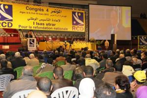 Programme du RCD adopté lors du IVème congrès ordinaire. dans IV congrés 4%C3%A9me-congr%C3%A8s-300x200