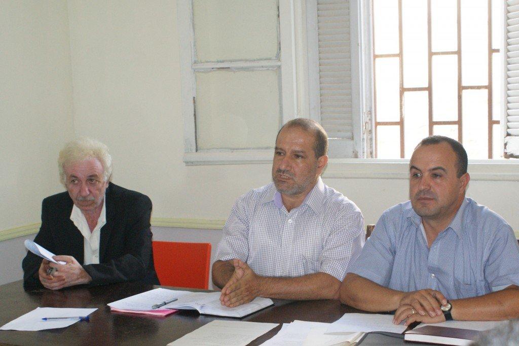 Déclaration du forum des maires. dans Actualités. dsc00282