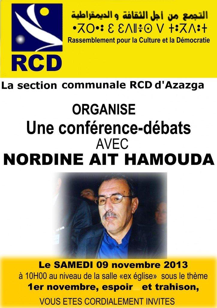 CONFERENCE-DEBATS dans Actualités. conference-nordine1