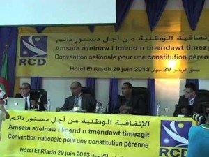 Convention nationale pour une Constitution perenne